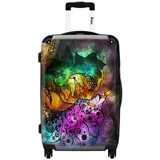 iKase 'The Sleeping Beauty' 24-inch Fashion Hardside Spinner Suitcase