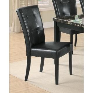 Coaster Company Black Side Chair