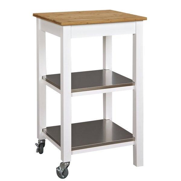 Ultimate 3-tier Kitchen Cart