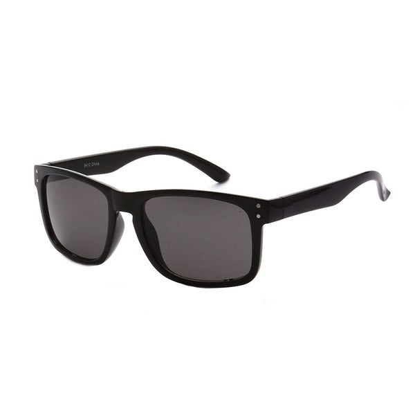 Epic Eyewear UV400 Square Frame Sport Wayfarer Sunglasses