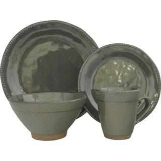 Cyprus Stoneware 16-piece Dinnerware Set