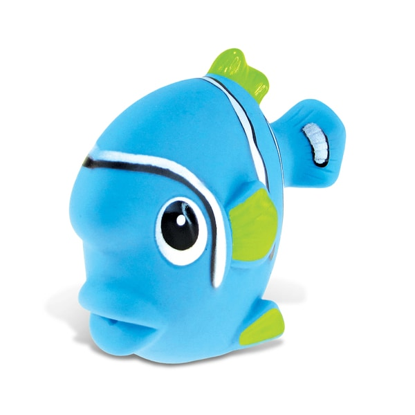 Puzzled Blue Fish Squirter 19671001