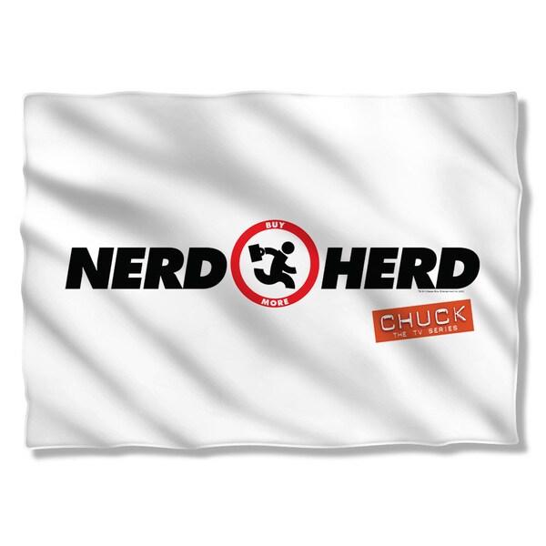 Chuck/Nerd Herd Pillowcase