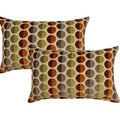 Circus Horizon 12in Throw Pillows (Set of 2)