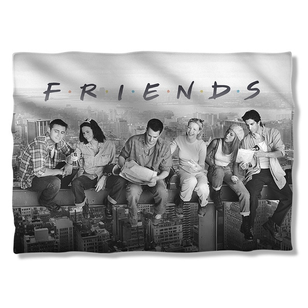 Friends/Break Time (Front/Back Print) Pillowcase
