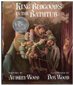 King Bidgood's in the Bathtub (Hardcover)