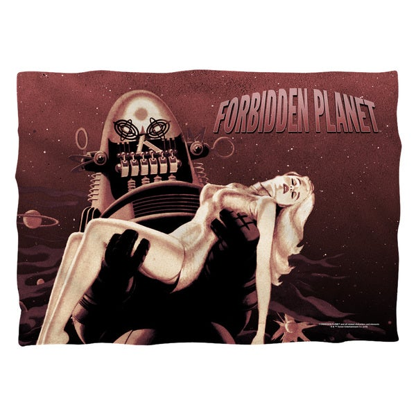 Forbidden Planet/Poster Pillowcase