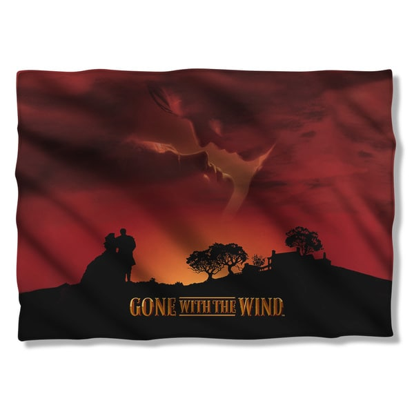 Gone With The Wind/Sunset Pillowcase