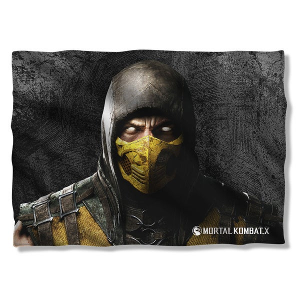 Mortal Kombat X/Scorpion Pillowcase