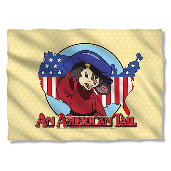 American Tail/Title Pillowcase
