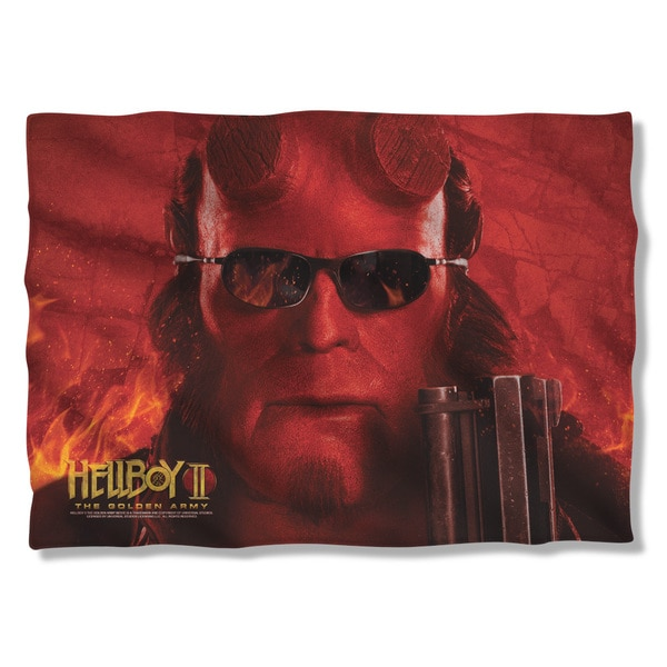 Hellboy Ii/Big Red Pillowcase