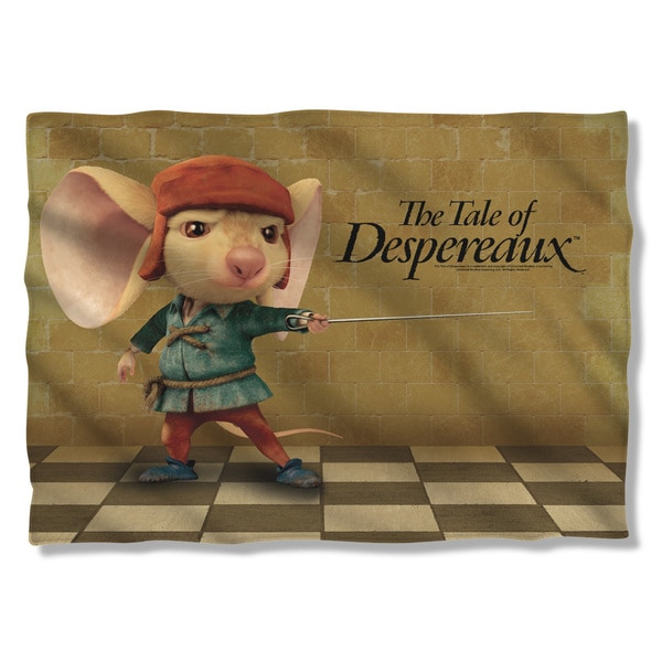 Tale Of Despereaux/On Guard Pillowcase