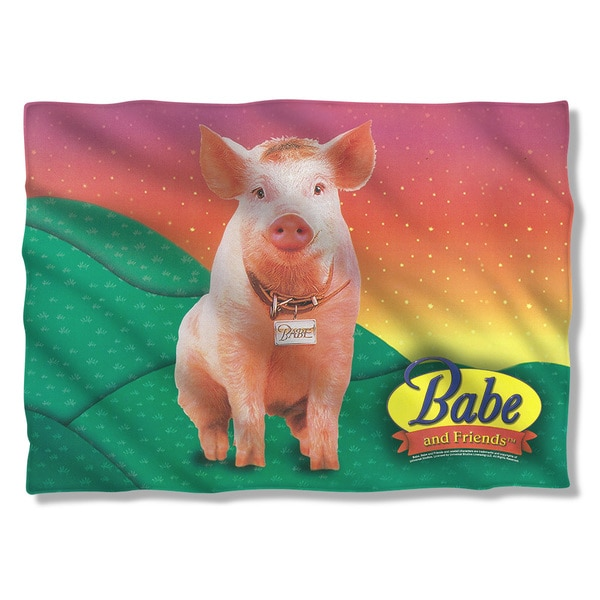 Babe/Sitting Pig Pillowcase
