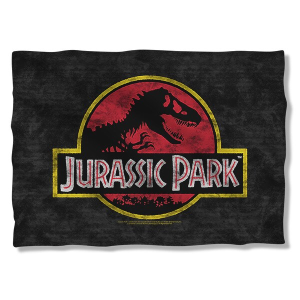 Jurassic Park/Classic Logo Pillowcase