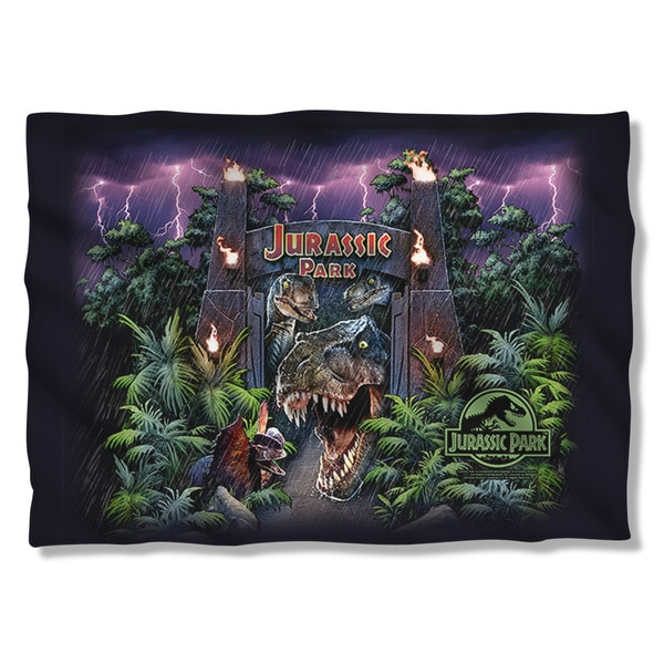 Jurassic Park/Welcome To The Park Pillowcase