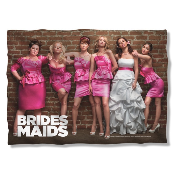 Bridesmaids/Poster Pillowcase