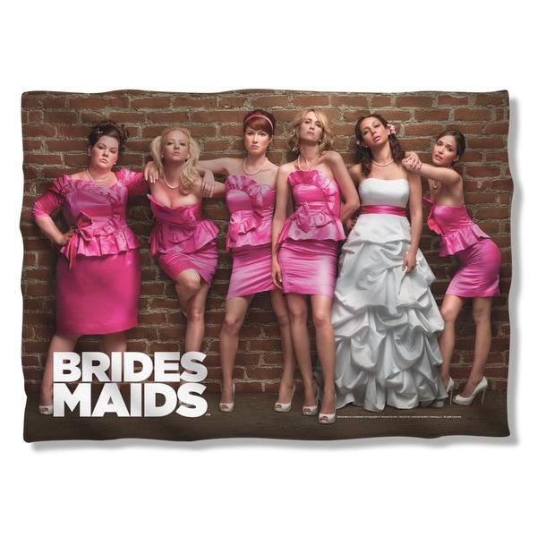 Bridesmaids/Poster Pillowcase