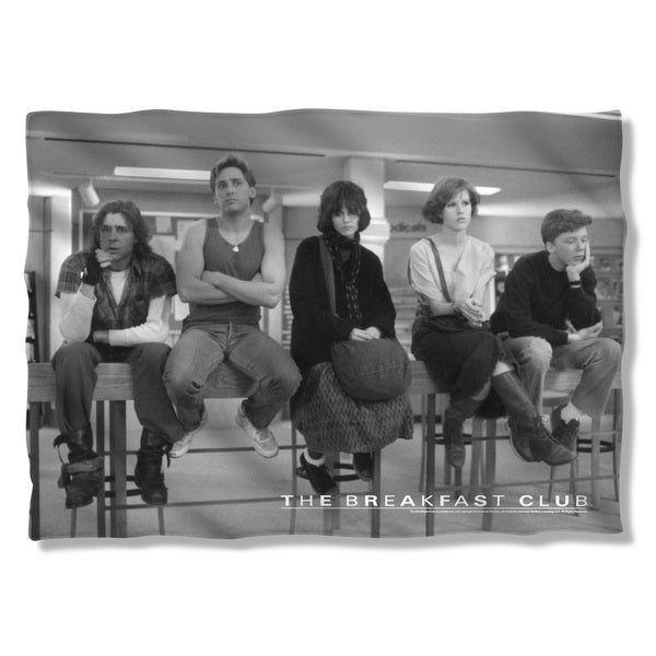 Breakfast Club/Club Pillowcase