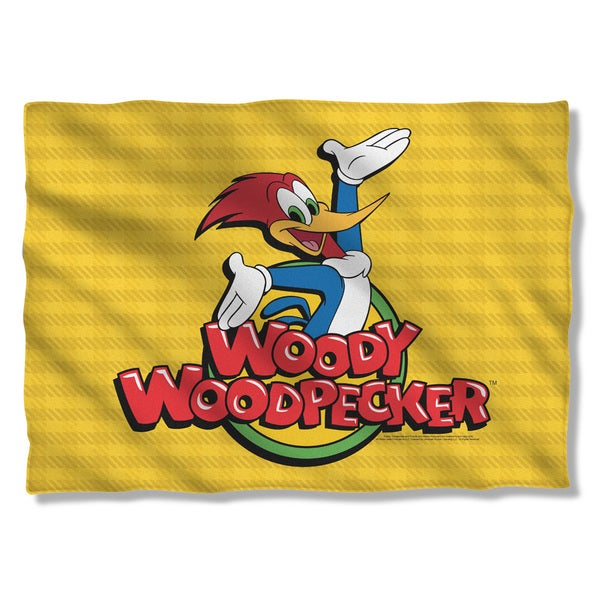 Woody Woodpecker/Woody Pillowcase