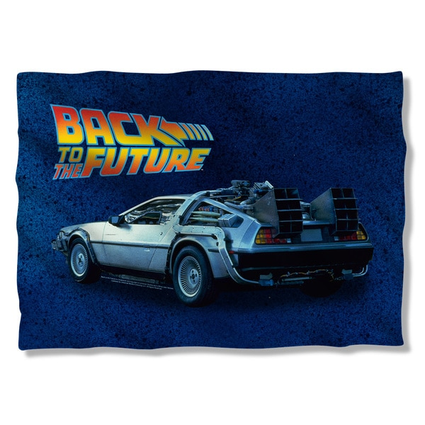 Back To The Future/Delorean Pillowcase