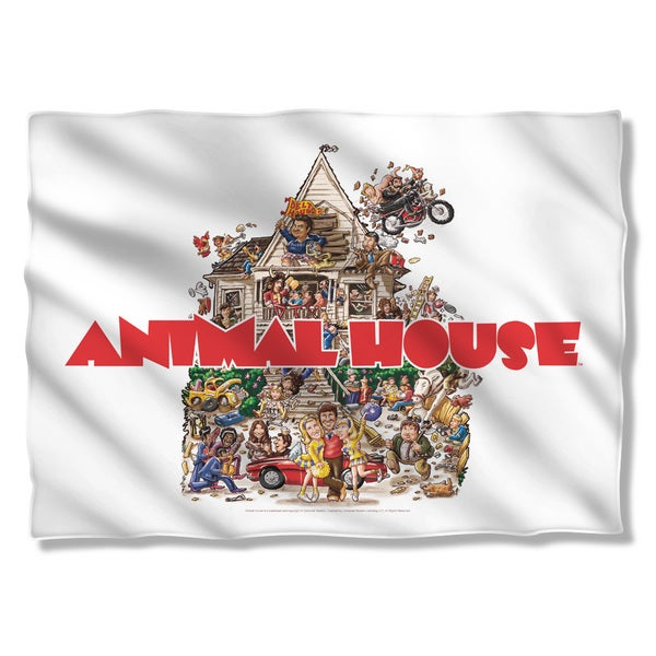 Animal House/Poster Pillowcase