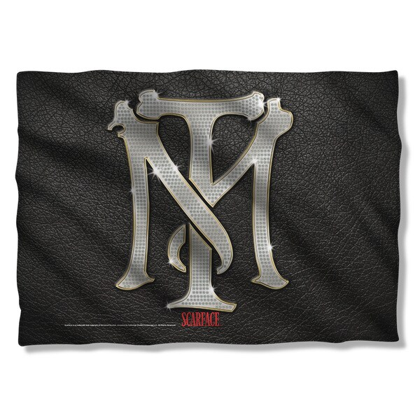 Scarface/Monogram Pillowcase