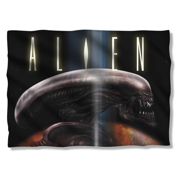 Alien/Prey (Front/Back Print) Pillowcase