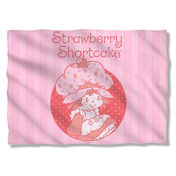 Strawberry Shortcake/Classic (Front/Back Print) Pillowcase