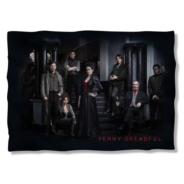 Penny Dreadful/Stair Cast Pillowcase