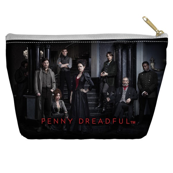 Penny Dreadful/Stair Cast Spun Polyester Accessory Pouch