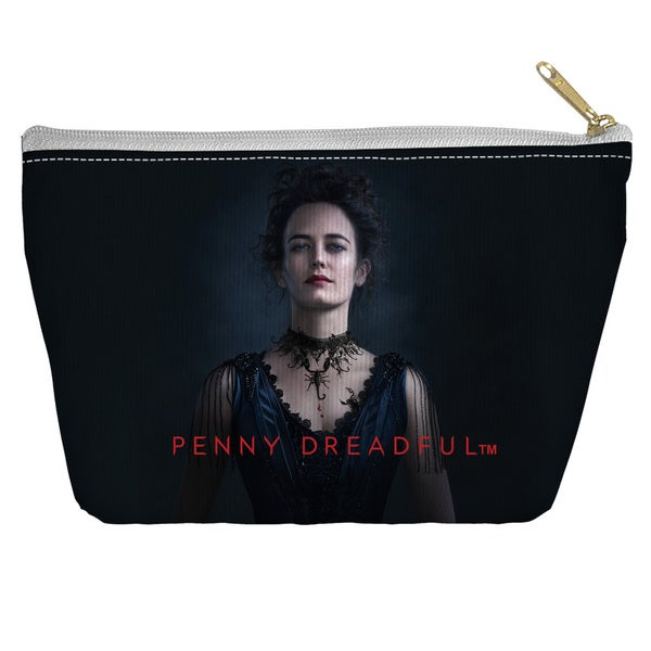 Penny Dreadful/Chandler And Ives Spun Polyester Accessory Pouch