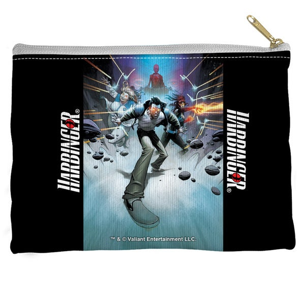 Harbinger/Force Field Spun Polyester Accessory Pouch