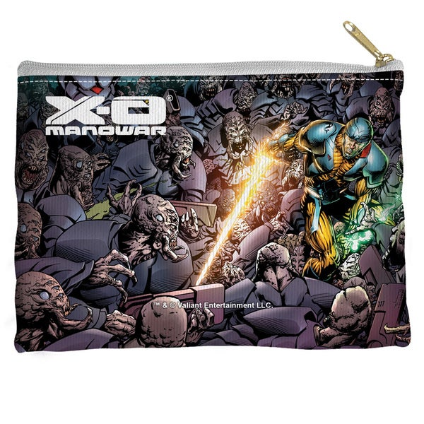 Xo Manowar/Legion Spun Polyester Accessory Pouch