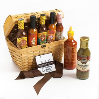 igourmet The Ultimate Hot Sauce Lovers Gift Chest