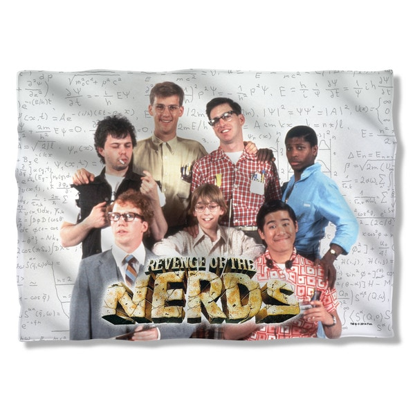 Revenge Of The Nerds/Nerd Pack Pillowcase