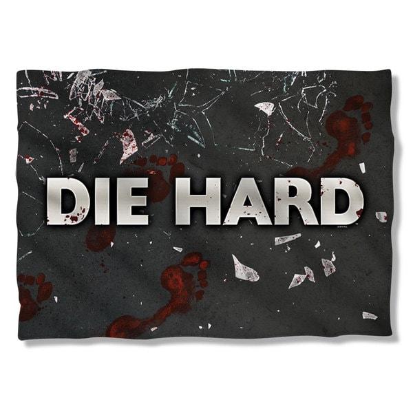 Die Hard/Broken Glass Pillowcase
