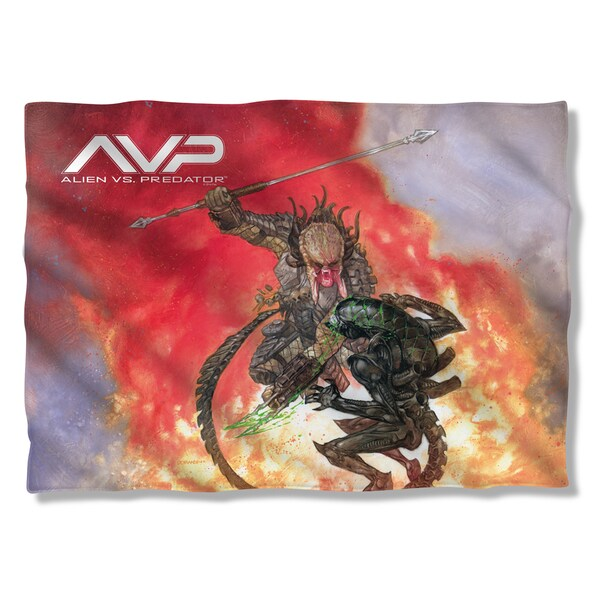 Alien Vs Predator/Brutal Battle Pillowcase