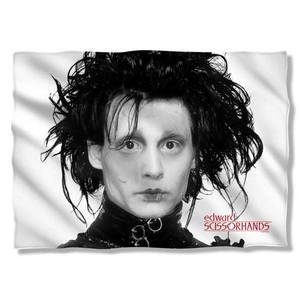 Edward Scissorhands/Heads Up Pillowcase