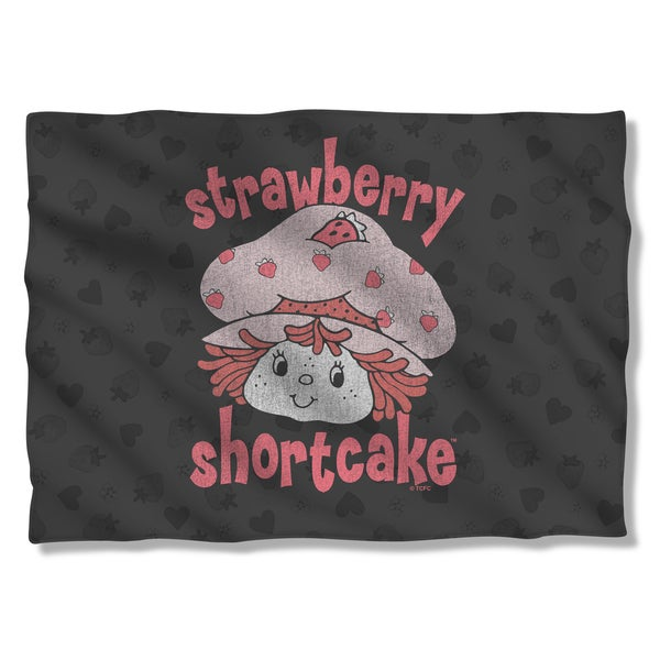 Strawberry Shortcake/Smile Pillowcase
