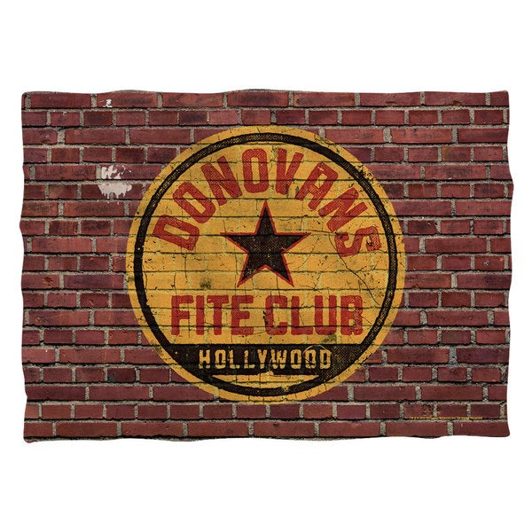 Ray Donovan/Fite Club Pillowcase