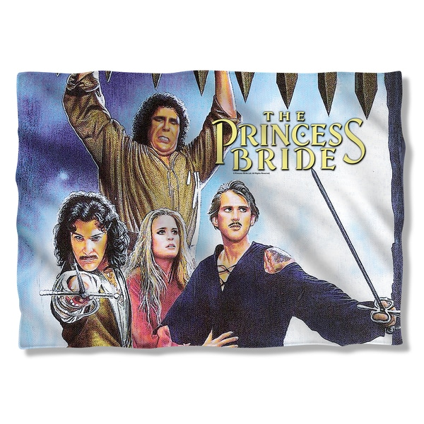 Princess Bride/Alt Poster Pillowcase