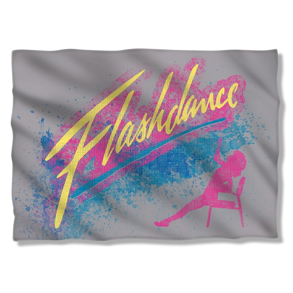 Flashdance/Drop (Front/Back Print) Pillowcase