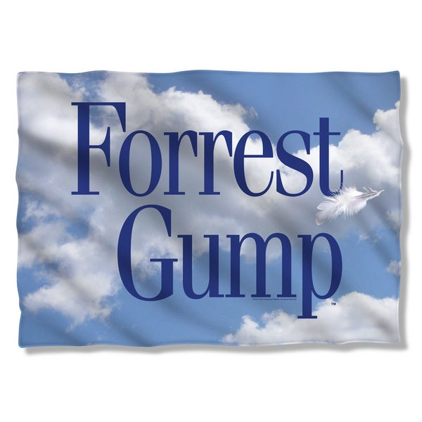 Forrest Gump/Feather (Front/Back Print) Pillowcase