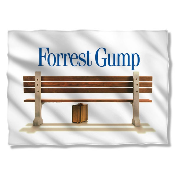 Forrest Gump/Bench Pillowcase