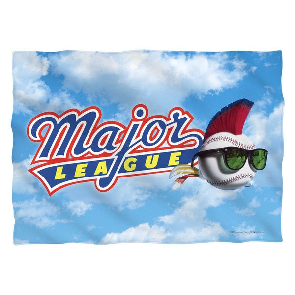 Major League/League Logo Pillowcase