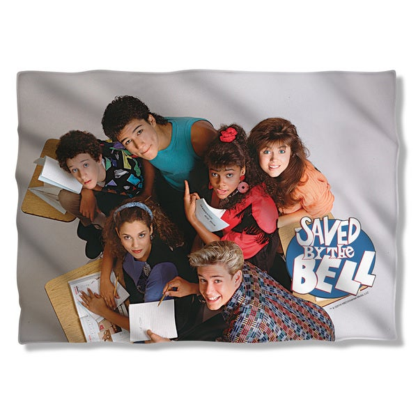 Saved By The Bell/Group Shot Pillowcase