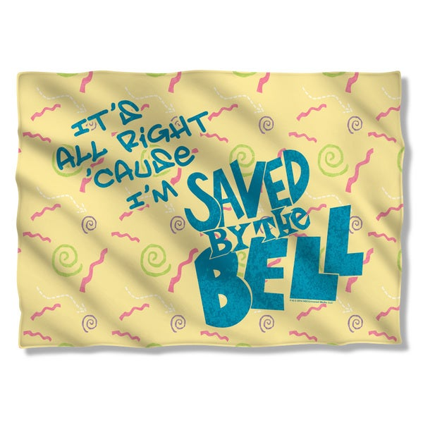 Saved By The Bell/All Right Pillowcase
