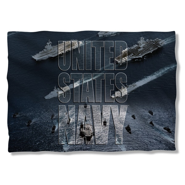 Navy/Fleet Pillowcase