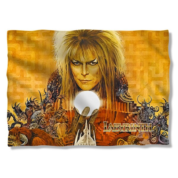 Labyrinth/Crystal Ball Pillowcase