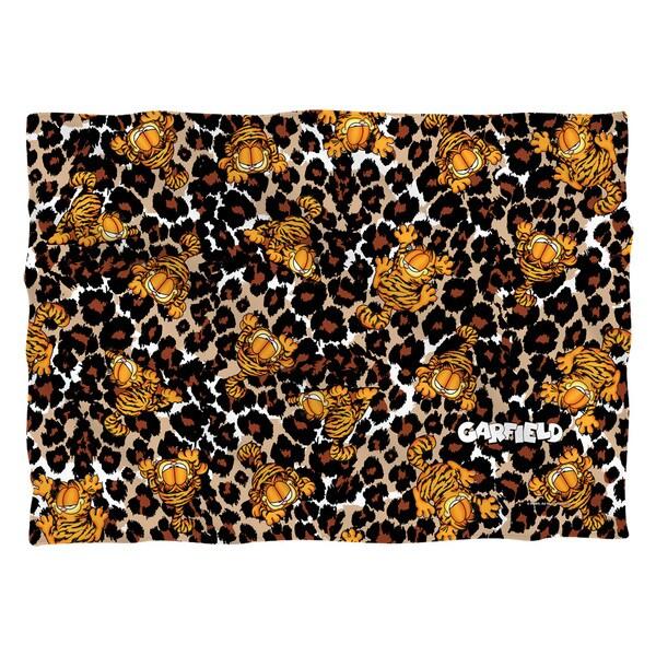 Garfield/Wild Cat (Front/Back Print) Pillowcase Pillowcase